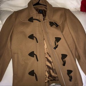 Tan jacket !